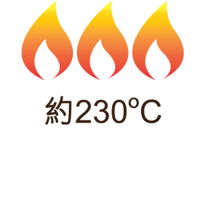 煙點高(約230°C),油煙少